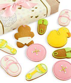 Baby shower cookie ideas