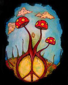 Mushroom Power....