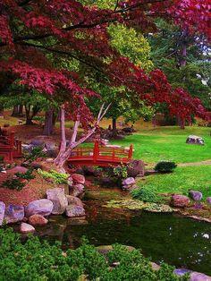sonenberg gardens japenese garden via