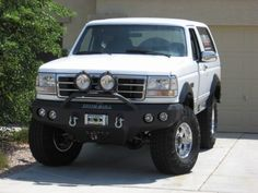 The bumper I want for my 95' Bronco...