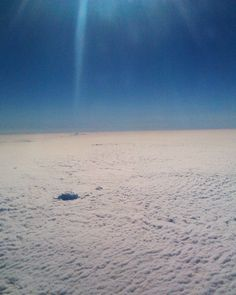 #skyandclouds #planephotography #sky #clouds #blue #white #fromtheplanewindow #sun #eyeem by _blueberry_flower_