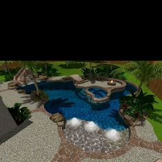 Lazy river- I NEED THIS!!