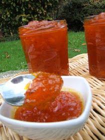 Mon délicieux jardin secret ( blog : confitures , liqueurs , vins et autres douceurs ): Confiture de butternut