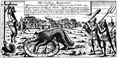 The Greatest Werewolf Art Of The Middle Ages And Renaissance — University of Cryptozoology Creepy Stories, True Stories, Werewolf Art, German Village, Cryptozoology, 12th Century, Middle Ages, Renaissance, Creatures