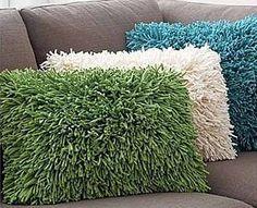 Пушистые коврики своими руками | Уют и тепло моего дома
