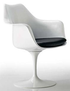 tulip armchair - Saarinen