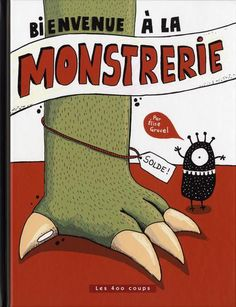 Grade 1, Grade 6 Math, Best Books To Read, Got Books, Elise Gravel, Monster School, Film D, Album Jeunesse, Kindergarten Books