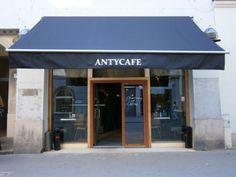 #Antycafe | Lubię Bywać
