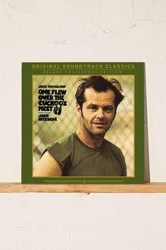 Jack Nitzsche - One Flew Over The Cuckoo's Nest Soundtrack LP
