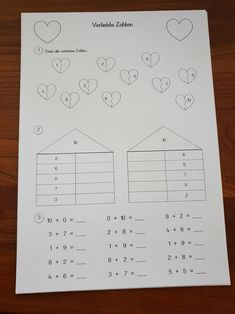 Numbers in love - Numbers in love – pippsunddiefuchs class website! Informations About Verliebte Zahlen Pin You can - Social Studies Classroom, Teaching Social Studies, Special Education Classroom, Teaching Tools, Confucius Quotes, Teen Numbers, Butterfly Life Cycle, Cycle 2, Teacher Memes
