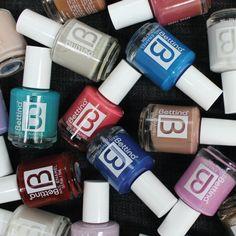 Tenemos muchísimos colores que nos encantan... ¿Cuál es tu #Bettina #NailEnamel favorito?
