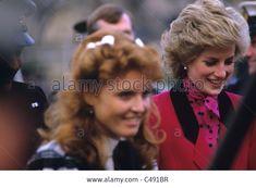 Diana and Sarah Ferguson