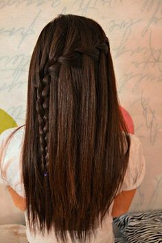 Here is a gallery of long straight hair styles, if you are looking for the latest celebrity long sleek hairstyles, check it out here. Description from…
