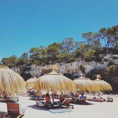 My absolute favorite bay: Cala Llombards Deia Mallorca, Ibiza, Beach Boardwalk, Reisen In Europa, Balearic Islands, Majorca, Beach Club, Beautiful Islands, Adventure Travel
