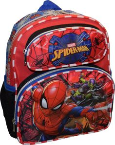 Marvel Spiderman Set 12 School Backpack and Insulated Lunch Box     Be  certain to have a look at this outstanding item. 5837af6afee6d