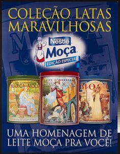 História - Leite Moça | Nestlé