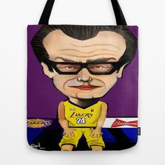 Jacky Bryant   Jack Nicholson is the number one fan of the Los Angeles Lakers for 30 years already, so why not to give him the right to be one of the players.