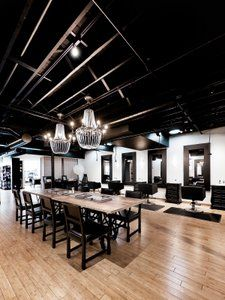 Bespoke Hair Artisans: Salon Design of the Year Photographer: Matthew Whitcomb Edina, MN