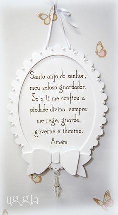 Uggla Oração Santo Anjo do senhor