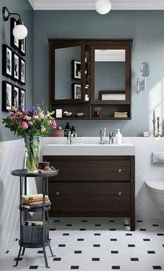 Understated Elegance  #BathroomRemodeling