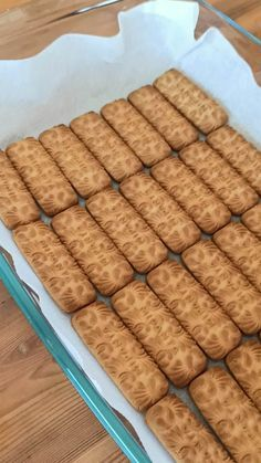 Greek Desserts, Cold Desserts, Sweets Recipes, Cake Recipes, Greek Cookies, Cake Decorating For Beginners, Dessert Salads, Happy Foods, Sweet And Salty