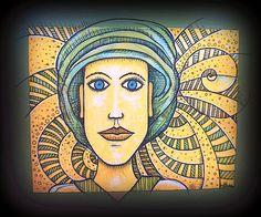 100 1484 blue eyes by santosam81.deviantart.com on @DeviantArt