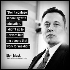 INTJ Quote ~ Elon Musk