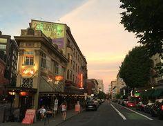 Portdaddia: Portland Summer At Twilight (No Kids)
