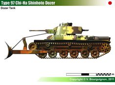 Type 97 Chi-Ha Shinhoto