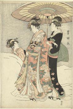 Snowball, Toyokuni (II) , Utagawa, Izumiya Ichibei (Kansendo), c. 1794 - c. 2016 Calendar, Art Calendar, Wall Calendars, Japanese Prints, Japanese Art, Image Fashion, Sketch Inspiration, Snowball, Natural Linen