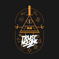 Gravity Falls / Trust No One / Minimal