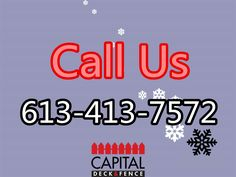 Call us for a free quote!