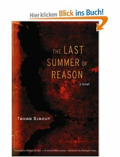 The Last Summer of Reason: Amazon.de: Tahar Djaout, Wole Soyinka, Marjolijn de Jager: Englische Bücher