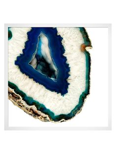 Mediterranian Agate by THE Studio (Framed) by Grand Image at Gilt