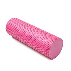 Flee Foam Roller Best Firm High Density Foam Roller For Physical Therapy Great Back Roller for Muscle Therapy Pink -- To view further for this item, visit the image link.