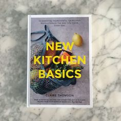 New Kitchen Basics cookbook Relish Decor Beer Bread Mix, Mini Mason Jars, Fish Pie, Mince Meat, Chicken Stir Fry, Old Recipes, Wrap Sandwiches, Us Foods, New Kitchen