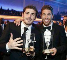 Iker and Sergio