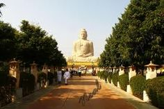 "The ""home"" for Gautama Buddha that attained enlightenment more than 2500 years ago, now called Bodhgaya."
