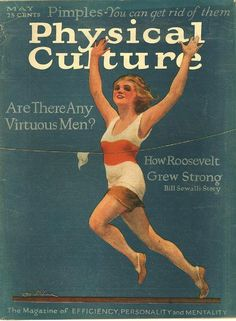 Physical Culture May 1921