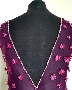Ali, Chain, Jewelry, Fashion, Bugle Beads, Sequins, Gems, Hand Embroidery, Rocks