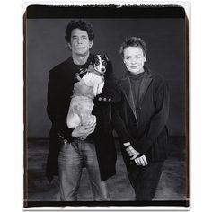 Mary Ellen Mark - Gallery - Portfolio - Celebrities - Lou Reed & Laurie Anderson