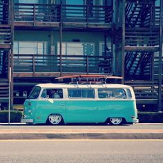 VW Kombi .... If you've never owned one of these .... you havent lived