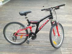 Elvelids Loppis is offline Bicycle, Vehicles, Bike, Bicycle Kick, Trial Bike, Bicycles, Vehicle
