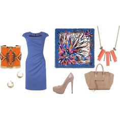 Bring on the color, created by aalampi on Polyvore