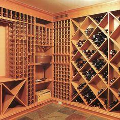 Wine Storage Ideas For Home.