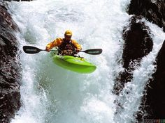 Kayaking adventurer.  Go to www.YourTravelVideos.com or just click on photo for home videos and much more on sites like this.