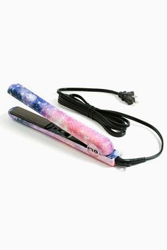 My straightener is broken :( Eva NYC Galaxy Ceramic Styling Iron at Nasty Gal