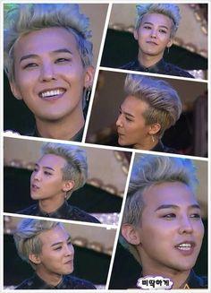 G-Dragon's cut on MB's Infinite Challenge! 130907