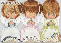 Buy 1 GET 1 FREE Cross stitch pattern PDF - Princess with a dog baby girl baby boy baby shower gift embroidery pattern baby announcement Mermaid Cross Stitch, Cross Stitch Angels, Cute Cross Stitch, Modern Cross Stitch, Counted Cross Stitch Patterns, Cross Stitch Designs, Cross Stitch Embroidery, Embroidery Patterns, Card Patterns