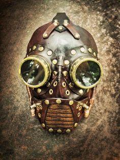 (101) Steampunk Tendencies Steampunk Mask - Alex Cowley https://www.steampunkartifacts.com https://www.steampunkartifacts.com/collections/steampunk-glasses